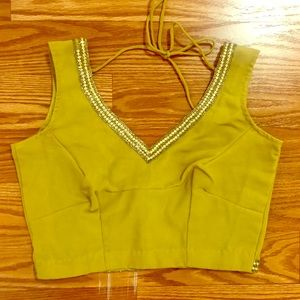 Tops - Indian blouse